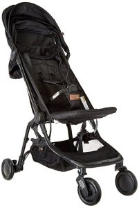 Well built and easy to use Mountain Buggy Nano Stroller